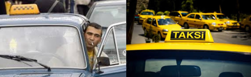 Image result for taksi sürücüləri